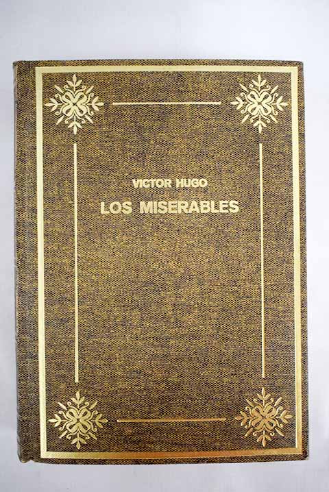 Los miserables tomo II / Victor Hugo