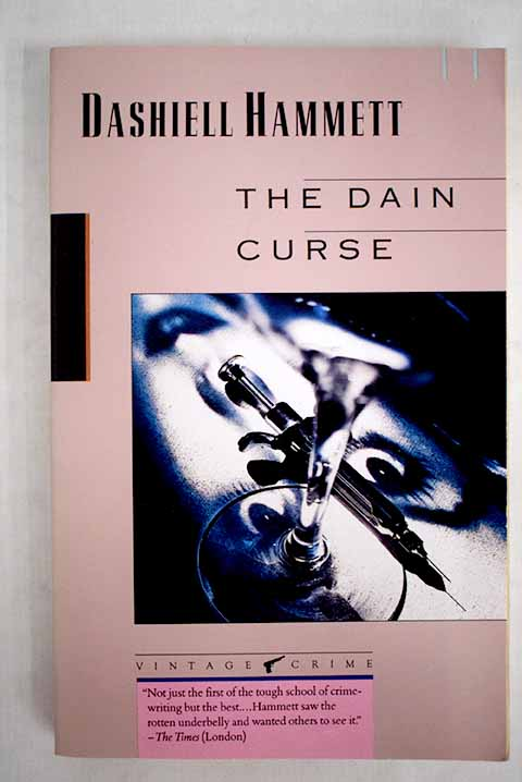 The dain curse / Dashiell Hammett