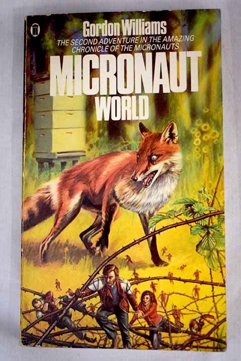 Micronaut world / Gordon Williams