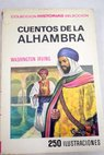Cuentos de la Alhambra / Washington Irving