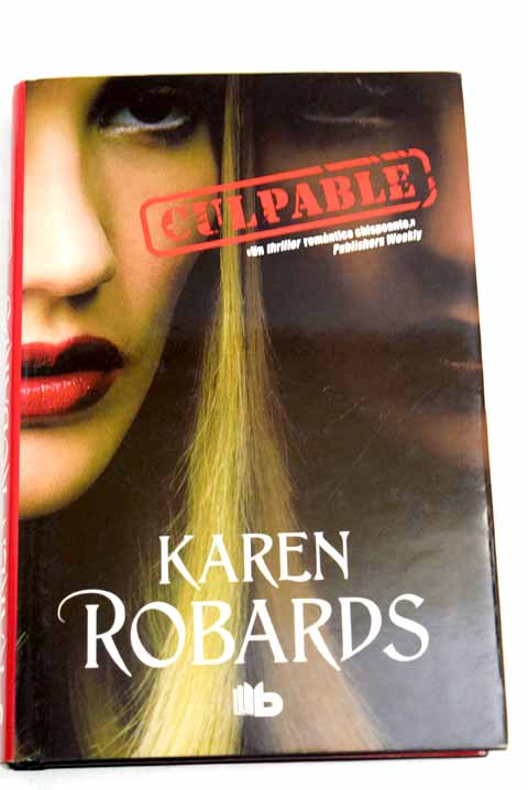 Culpable / Karen Robards