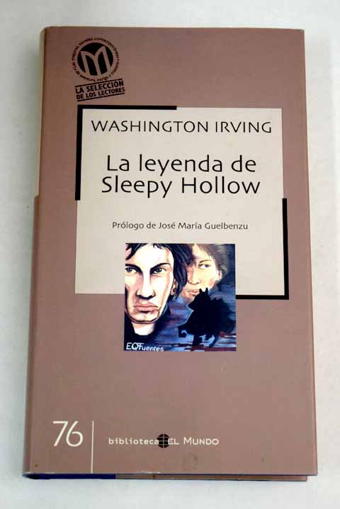 La leyenda de Sleepy Hollow y Cuentos de la Alhambra / Washington Irving