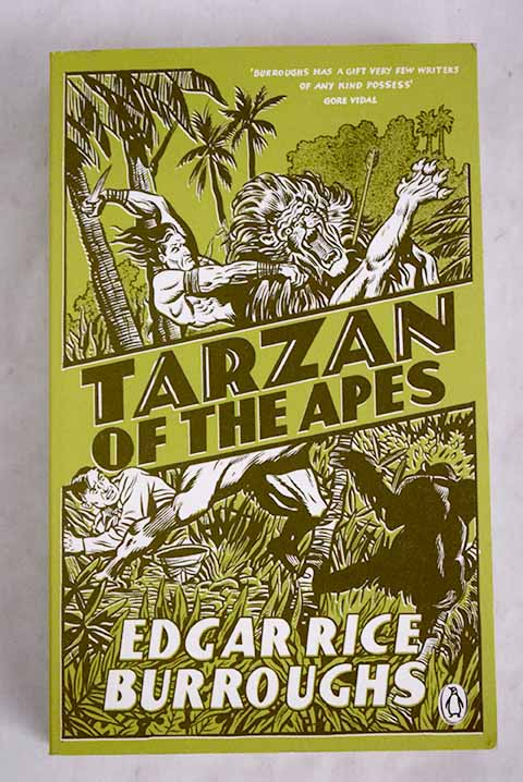 Tarzan of the apes / Edgar Rice Burroughs