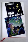 Wilt no se aclara / Tom Sharpe