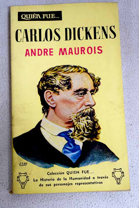 Carlos Dickens / Andre Maurois