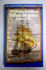 Ritos de paso / William Golding
