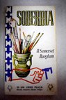 Soberbia / William Somerset Maugham