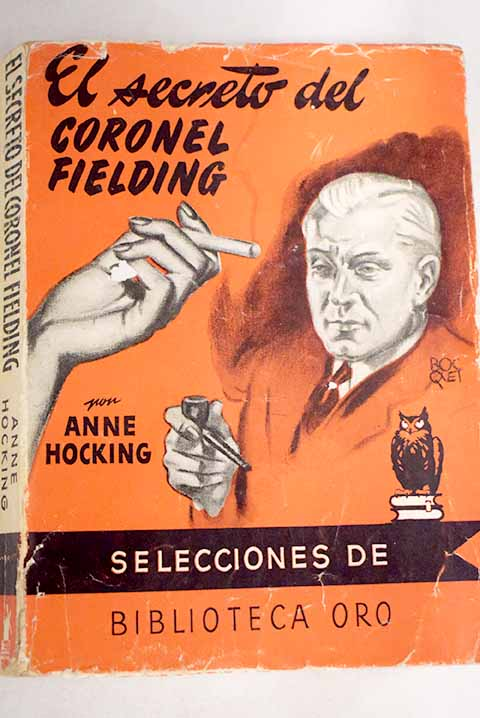 El secreto del Coronel Fielding / Anne Hocking