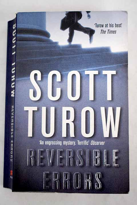 Reversible errors / Scott Turow