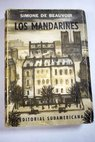 Los mandarines / Simone de Beauvoir