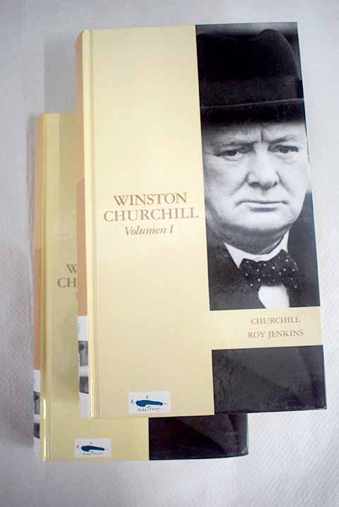 Winston Churchill / Roy Jenkins