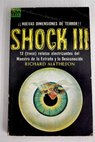 Shock III / Richard Matheson