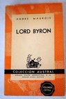 Lord Byron / Andre Maurois