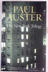The New York Trilogy / Paul Auster