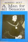 A man for all seasons / Robert Bolt