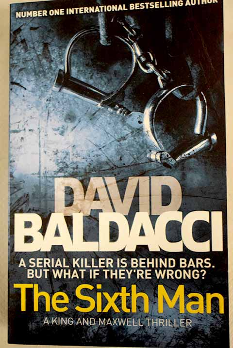 The sixth man / David Baldacci