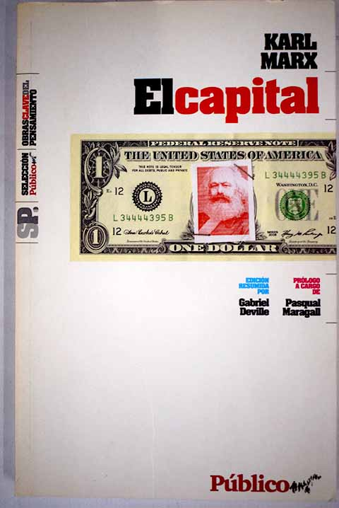 El capital / Karl Marx