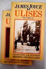Ulises / James Joyce