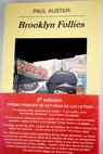 Brooklyn follies / Paul Auster