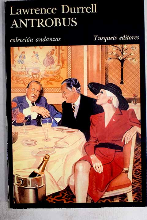 Antrobus / Lawrence Durrell