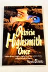 Once relatos / Patricia Highsmith
