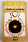 The Return of the King / J R R Tolkien