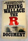 The R document / Irving Wallace