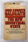 The new industrial state / John Kenneth Galbraith