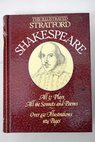 The illustrated Stratford Shakespeare / William Shakespeare
