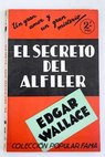 El secreto del alfiler / Edgar Wallace