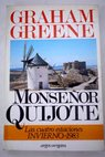 Monseñor Quijote / Graham Greene