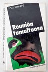 Reunión tumultuosa / Tom Sharpe