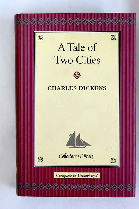 A tale of two cities / Charles Dickens