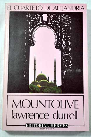 Mountolive / Lawrence Durrell