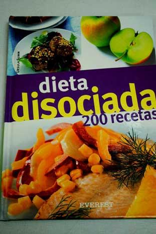 Libros de recetas de la dieta disociada