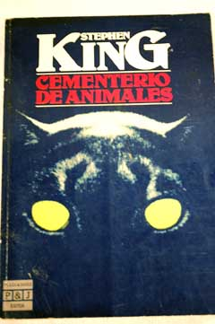 Cementerio de animales / Stephen King