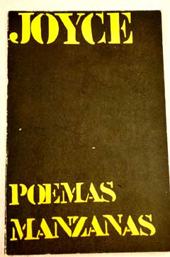 Poemas manzanas / James Joyce