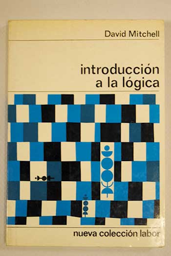 Introducción a la lógica / David Mitchell
