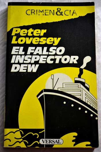 El falso inspector Dew / Peter Lovesey