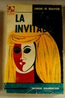 La invitada / Simone de Beauvoir