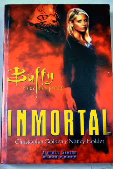 Inmortal / Christopher Golden