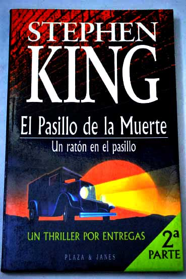 Un raton en el pasillo / Stephen King