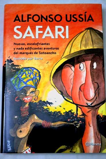safari alfonso ussia