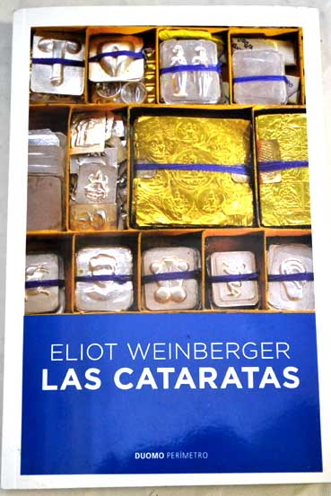 Las cataratas / Eliot Weinberger