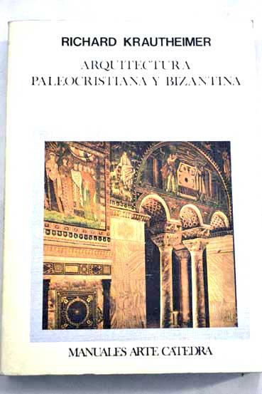 Architettura paleocristiana e bizantina - Libroco