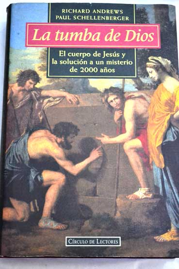 La tumba de Dios / Richard Andrews