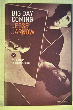 Big day coming / Jesse Jarnow