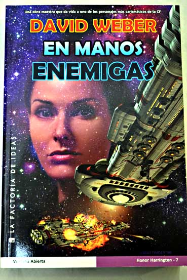 En manos enemigas / David Weber