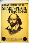 Obras completas tragedias N º 10 tomo 1 El Rey Lear 27 28 y 29 / William Shakespeare
