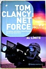 Tom Clancy Net Force al límite / Steve Perry